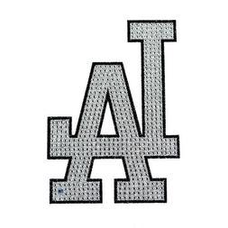 Los Angeles Dodgers Diamond Bling Auto Emblem