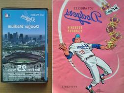 LOS ANGELES DODGERS - DODGER STADIUM / FIRST 25 YRS - VHS +