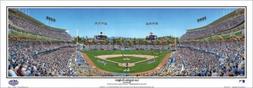 Los Angeles Dodgers DODGER STADIUM GAMEDAY Panoramic POSTER