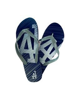 los angeles dodgers flip flops sandals unisex