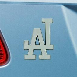 Los Angeles Dodgers Heavy Duty Metal 3-D Chrome Auto Emblem