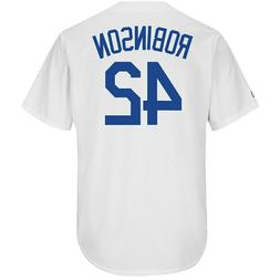 Los Angeles Dodgers Jackie Robinson #42 New Cool Base Men's