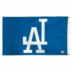 Los Angeles Dodgers LA Flag 3'x5' USA Seller MLB Baseball Of