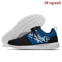 LOS ANGELES DODGERS LA Lightweight Shoes Men's Womens Sneake
