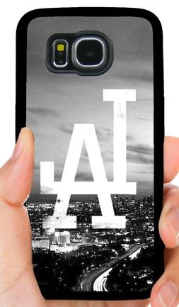 los angeles dodgers la phone case