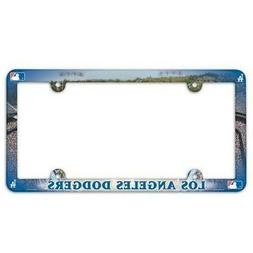 Los Angeles Dodgers License Plate Frame - Full Color