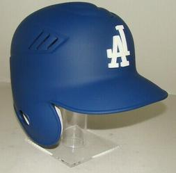 Los Angeles Dodgers MATTE BLUE Rawlings Full Size Batting He