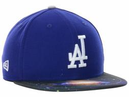 Los Angeles Dodgers Men's New Era 59FIFTY MLB Baseball Galax