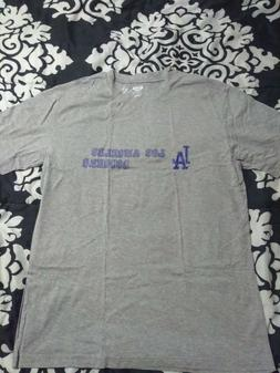 Los Angeles Dodgers Mens sz L- Sleepwear T-shirt. New w/o ta