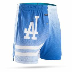STANCE Los Angeles DODGERS Mercato Boxer Underwear BLUE | ME