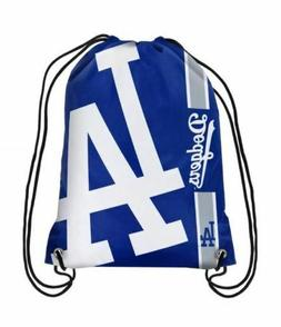 LOS ANGELES DODGERS MLB DRAWSTRING BACKPACK . NWT.