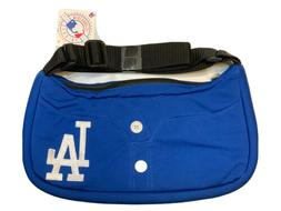los angeles dodgers mlb jersey tote bag