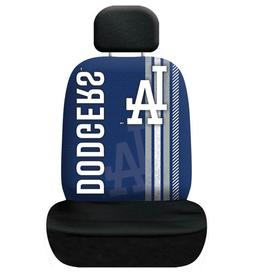 Los Angeles Dodgers MLB LA Team Logo Printed Car Seat Cover