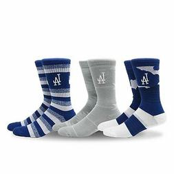 Los Angeles Dodgers PKWY by Stance MLB Men's Clubhouse Colle