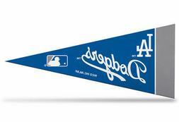 "Los Angeles Dodgers MLB Mini Pennant 9""x4"",New,Felt, Made in"