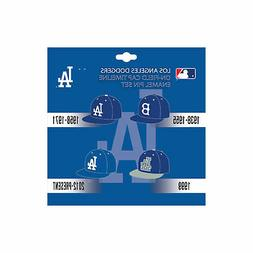 Los Angeles Dodgers MLB On-Field Cap Timeline Enamel Lapel P