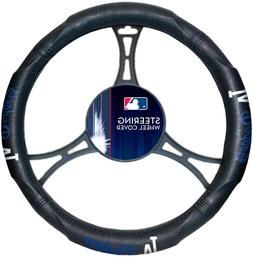 LOS ANGELES DODGERS MLB Premium Synthetic Leather Steering W