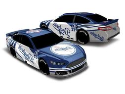 Los Angeles Dodgers MLB Lionel Racing Ford Fusion Diecast Mo
