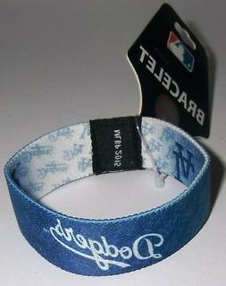Los Angeles Dodgers Official MLB Stretch Bracelets by Siskiy