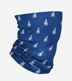 Los Angeles Dodgers Logo MLB Neck Gaiter Adult Face mask Off