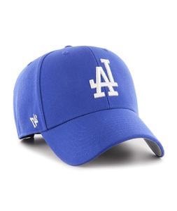 Los Angeles Dodgers 47 Brand MVP Clean Strap Adjustable Fiel