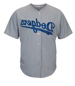 Los Angeles Dodgers New Cool Base Men's Road Baseball Jersey