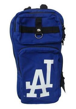 Los Angeles Dodgers New Era Slim Pack Backpack Blue