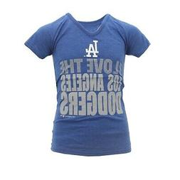 Los Angeles Dodgers Official MLB Genuine Kids Youth Girls Si