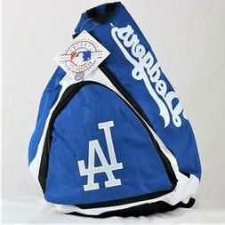 Los Angeles Dodgers Officially Licensed MLB Slingback Backpa