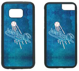 LOS ANGELES DODGERS PHONE CASE COVER FITS iPHONE 7 8 XS MAX