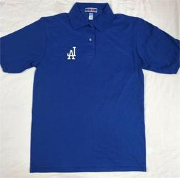 Los Angeles Dodgers Polo Shirt Size Small Golf T-shirt Jerse