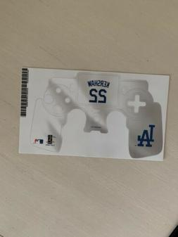 Los Angeles Dodgers PS4 controller skinit