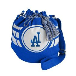 Los Angeles Dodgers Ripple Drawstring Bucket Style Bag Backp