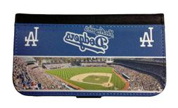 LOS ANGELES DODGERS SAMSUNG GALAXY & iPHONE CELL PHONE CASE