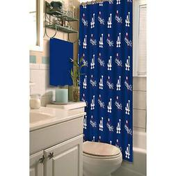 Los Angeles Dodgers The Northwest Company Shower Curtain - R