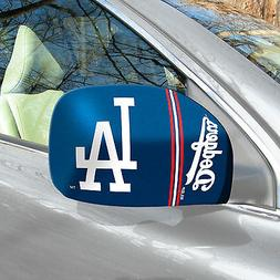 Los Angeles Dodgers SMALL Car Mirror Cover Set FAST SHIPPING
