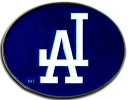 Los Angeles Dodgers Team Logo Belt Buckle  Licensed