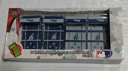 Los Angeles Dodgers Toboggan Holiday Christmas Tree Ornament
