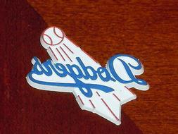 LOS ANGELES DODGERS Vintage MLB RUBBER Baseball FRIDGE MAGNE