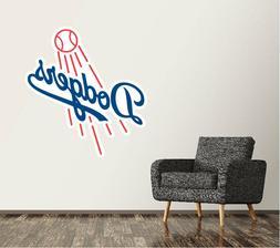 Los Angeles Dodgers Wall Decal Logo Baseball MLB Art Decor S