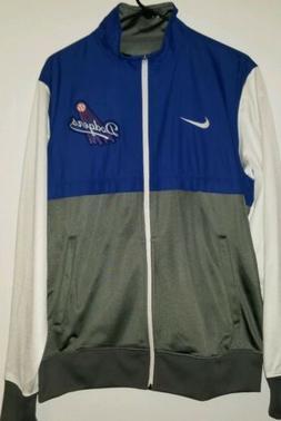 Los Angeles Dodgers Nike Warm Up Track Jacket Men's Medium R