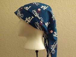 Los Angeles Dodgers Welding Welders Hat Surgeon Caps Doo Rag
