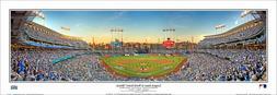 Los Angeles Dodgers WORLD SERIES 2018 GM 3 Dodger Stadium Pa