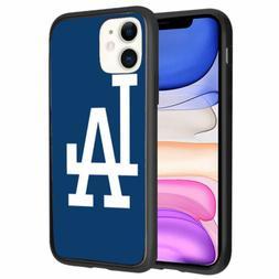 Los Angeles LA Dodgers #B Impact Slim Shockproof Cover Case