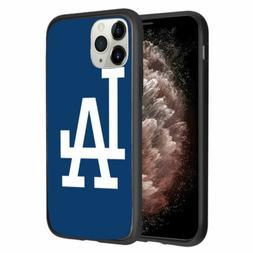 Los Angeles LA Dodgers #B Impact Slim Shockproof Case for iP