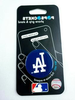 Los Angeles LA Dodgers Popsockets MLB Baseball PopGrip Offic