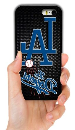 LOS ANGELES LA DODGERS MLB PHONE CASE COVER FOR IPHONE 4S 5S
