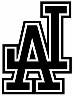 Los Angeles LA Dodgers  MLB Team Logo Decal Stickers Basebal