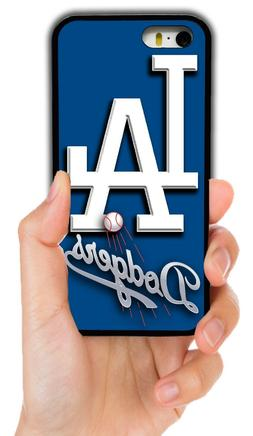 LOS ANGELES LA DODGERS PHONE CASE COVER FOR IPHONE XS MAX XR