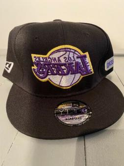 Los Angeles  Lakers Adult Snapback Hat 2020 Embroidered Cap